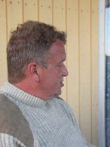 Geschäftsführer Ulrich Freitag